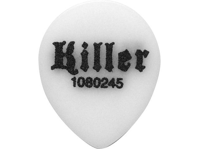 killer sand pick 白 変形ティアドロップ