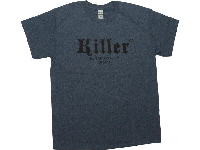 killer t-shirt heather navy