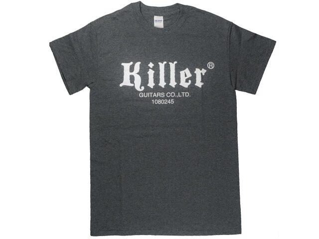 KILLER(キラー)Tシャツ ダークヘザー