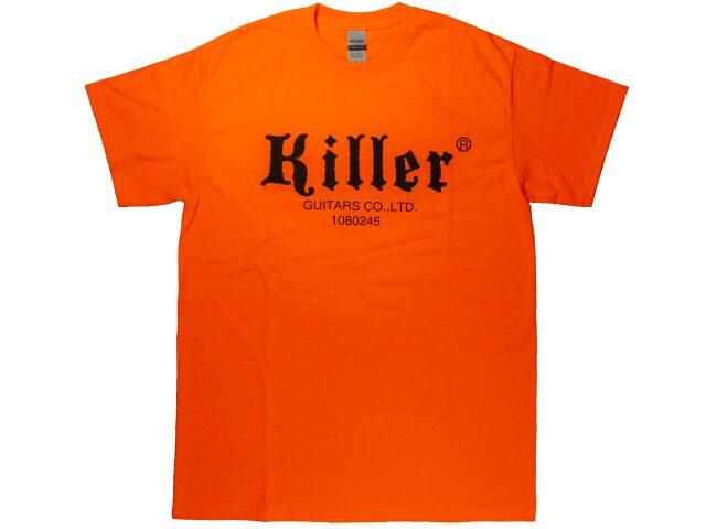 KILLER(キラー)Tシャツ|セーフティーオレンジ