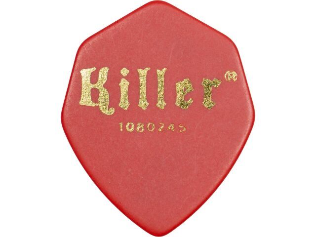 killer trim edge pick red