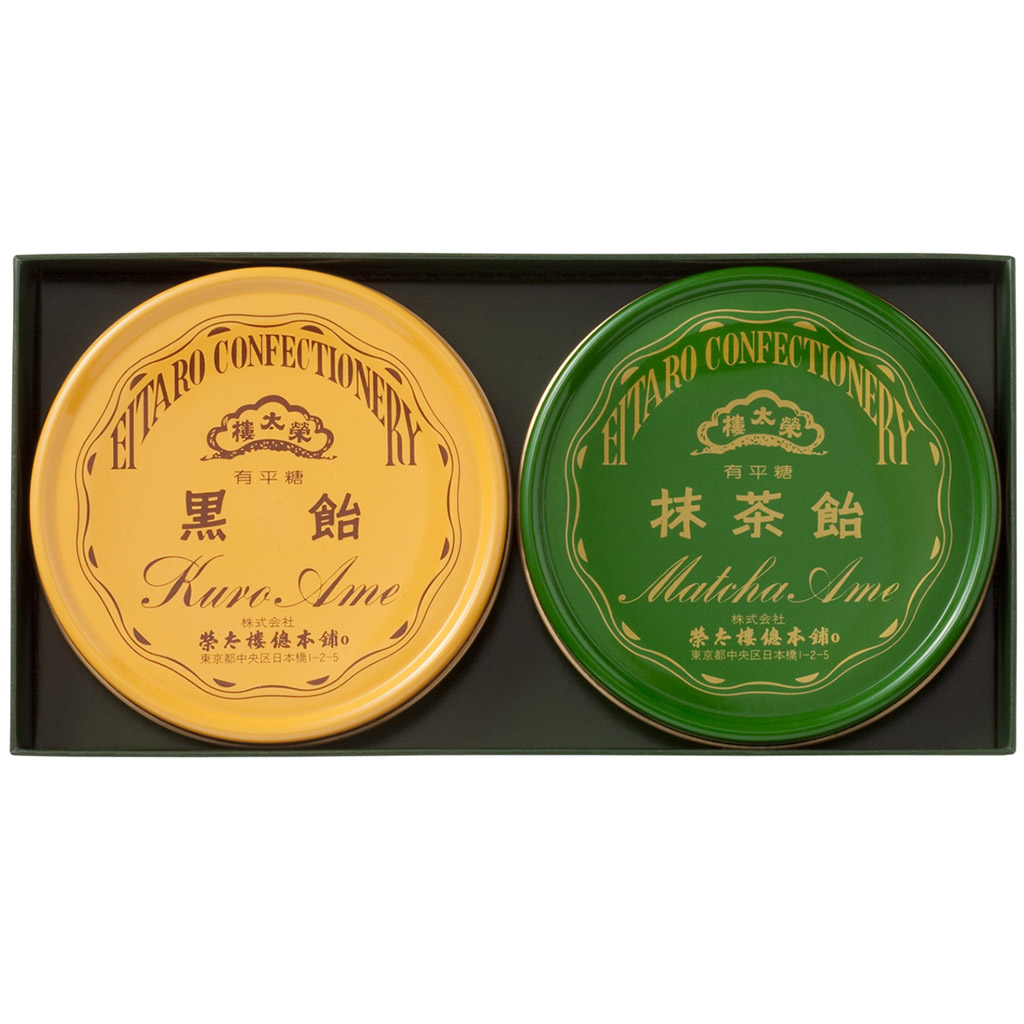 榮太樓 榮太樓飴【仏事用】 2缶入