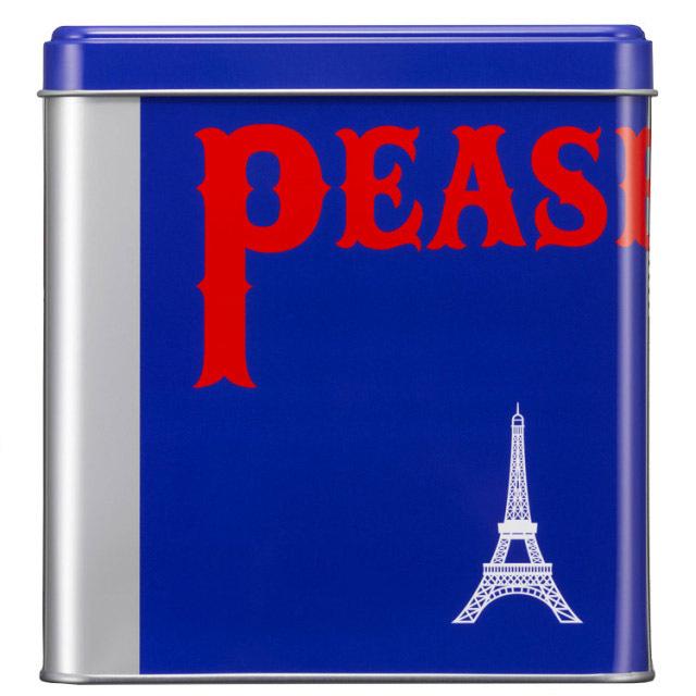 東京ピーセン 6袋 缶入