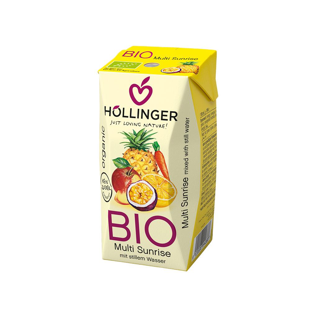 Hollinger ホリンガー 有機ミックスベジ・フルーツドリンク 200ml