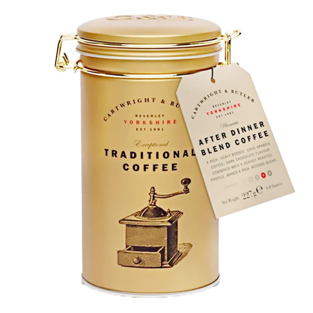 アフターディナー・ブレンド・コーヒー(缶) カートライト&バトラー【Cartwright & Butler】