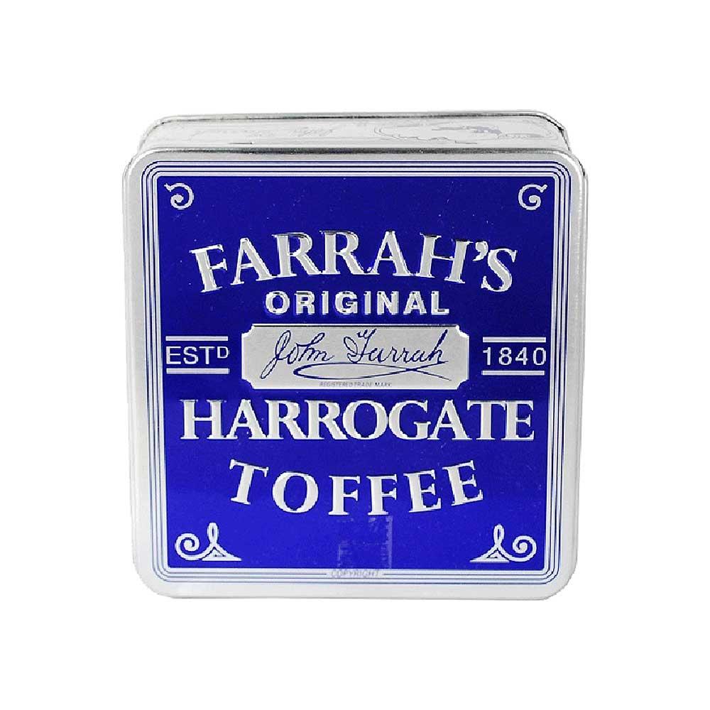 FARRAH'S ファラーズ オリジナル・ハロゲート・トフィー あめ 飴 キャラメル イギリス お菓子 ギフト プレゼント