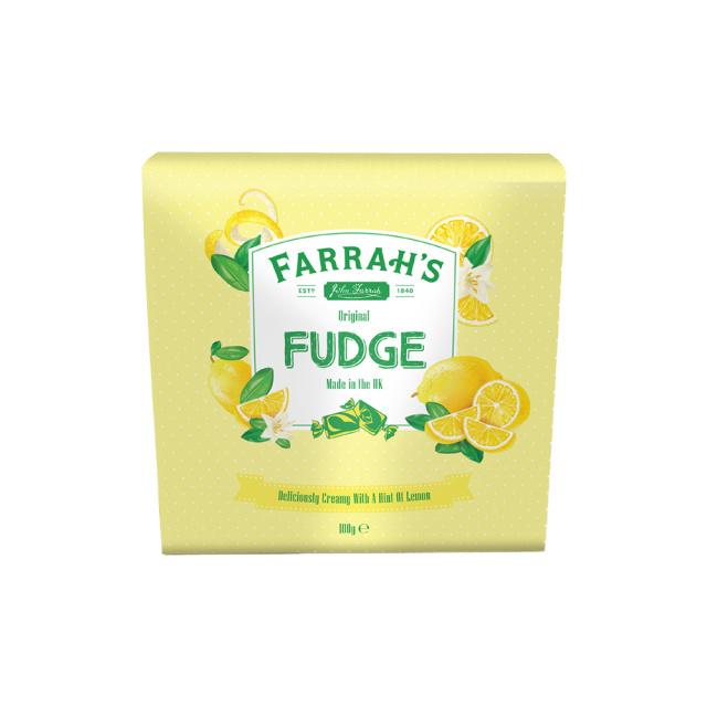 Farrah's オリジナル・レモン・ファッジ(箱)