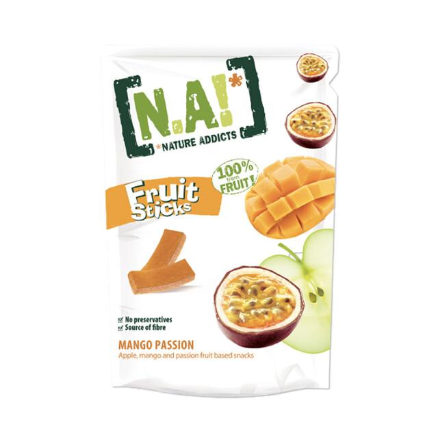 N.A! フルーツスティック マンゴー&パッションフルーツ 35g