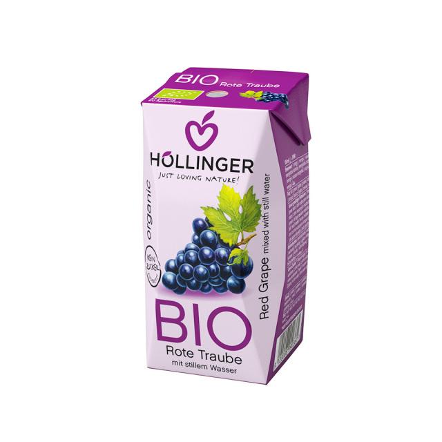 Hollinger ホリンガー 有機グレープドリンク 200ml