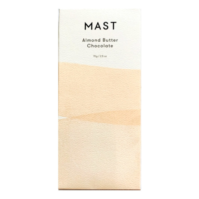 アーモンドチョコレート 70g almond butter chocolate MAST Brothers, Inc.