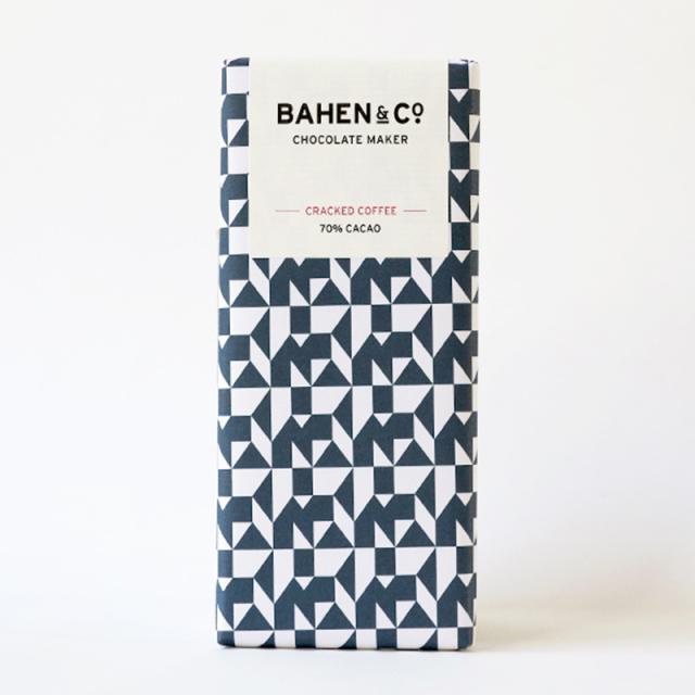 BAHEN & Co. 70% コーヒーダークチョコレートバー