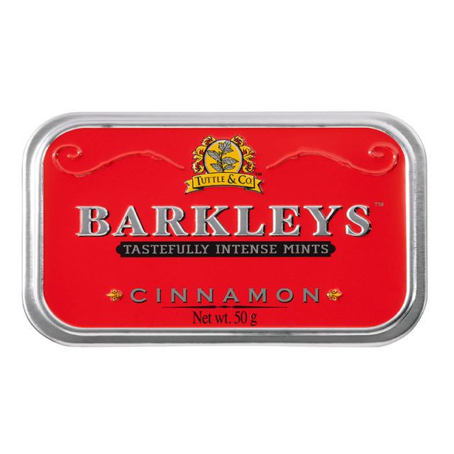 クラシックミント(シナモン味) 50g 清涼菓子 ドイツ タブレット BARKLEYS バークレイズ