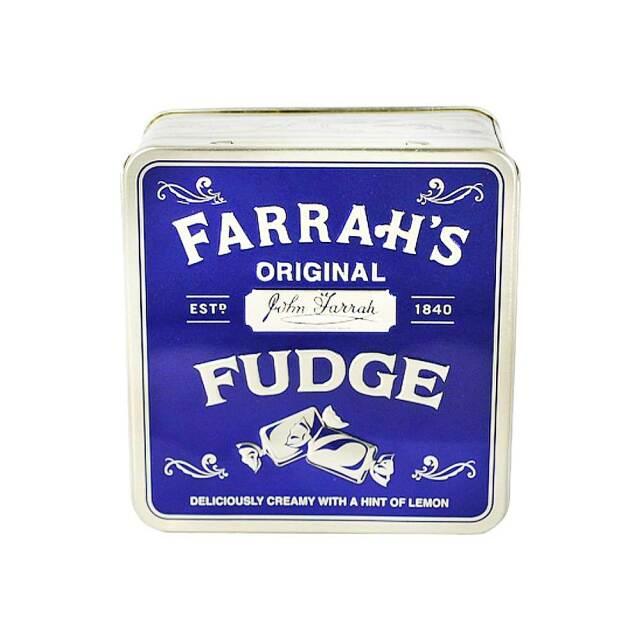 FARRAH'S ファラーズ オリジナル・レモン・ファッジ あめ 飴 キャラメル イギリス お菓子 ギフト プレゼント