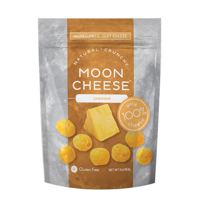 MOON CHEESE CHEDDAR ムーンチーズ チェダー チーズスナック 57g