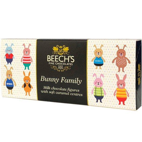 Beech's ビーチス Seasonal Offering バニーファミリー(キャラメルミルクチョコレート)