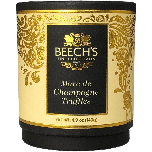 Beech's ビーチス Posh Hat Box シャンパントリュフ