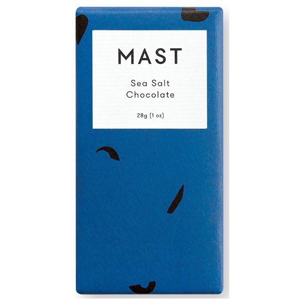 シーソルトチョコレート 28g Sea salt chocolate MAST Brothers, Inc.