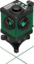 リズム ロボライン グリーンレーザー CP-S38G 受光器セット 送料無料