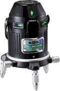 ムラテックKDS 高輝度リアルグリーン オートラインレーザー墨出器 DSL-900RG 本体のみ 送料無料