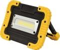日動工業 充電式LEDフラットスタンドライト10W #LFS-10CH-W(ワイド)
