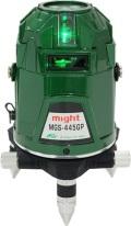 マイト工業 レーザー墨出し器 MGS-445GP 受光器・三脚付 送料無料