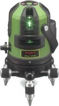マイト工業 レーザー墨出し器 マイティライン グリーンレーザー MLA-413G 受光器付 送料無料