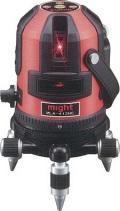 マイト工業 レーザー墨出し器 マイティライン MLA-412HE 受光器付 送料無料