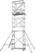 長谷川工業(ハセガワ) ローリングタワー 高所作業台 快適ステージ STV2.0-2 期間限定セール 送料無料