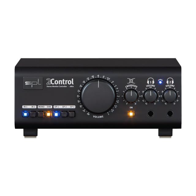 SPL Model 2861 2Control