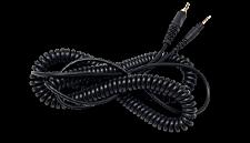 KRK KNS用2.5mコイルケーブル カールコード CBLK00027