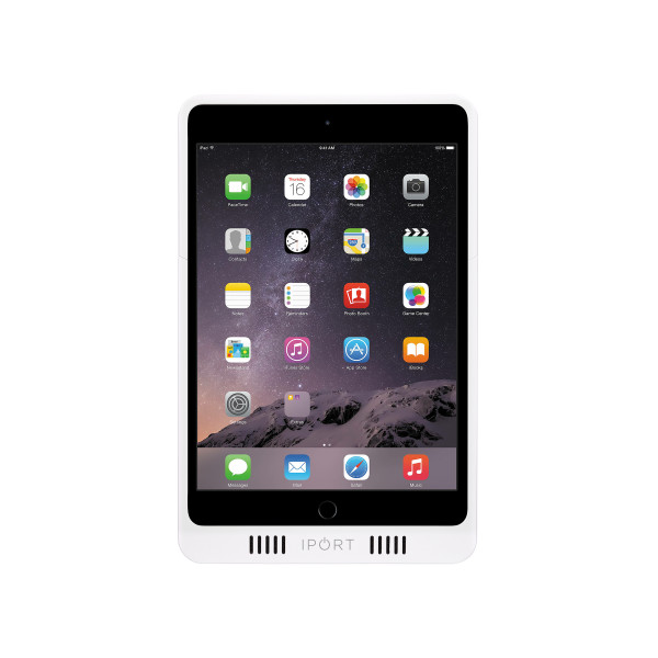 IPORT 非接触充電プロテクトケース 【対応機種: iPad mini 4、iPad mini(第5世代)】 LAUNCH AM.2 Case White 【製品番号: 70305】
