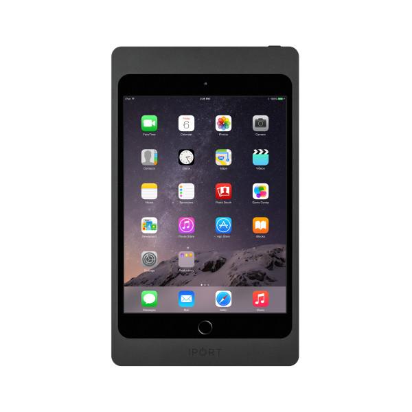 IPORT 充電セキュリティケース 【対応機種: iPad mini 4、iPad mini(第5世代)】 LUXE Case mini 4 | 5 Black 【製品番号: 71009】