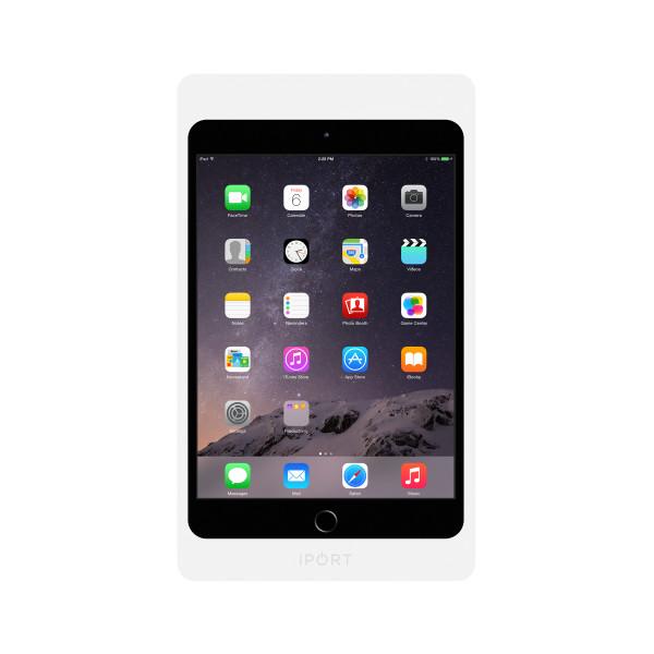 IPORT 充電セキュリティケース 【対応機種: iPad mini 4、iPad mini(第5世代)】 LUXE Case mini 4 | 5 White 【製品番号: 71011】