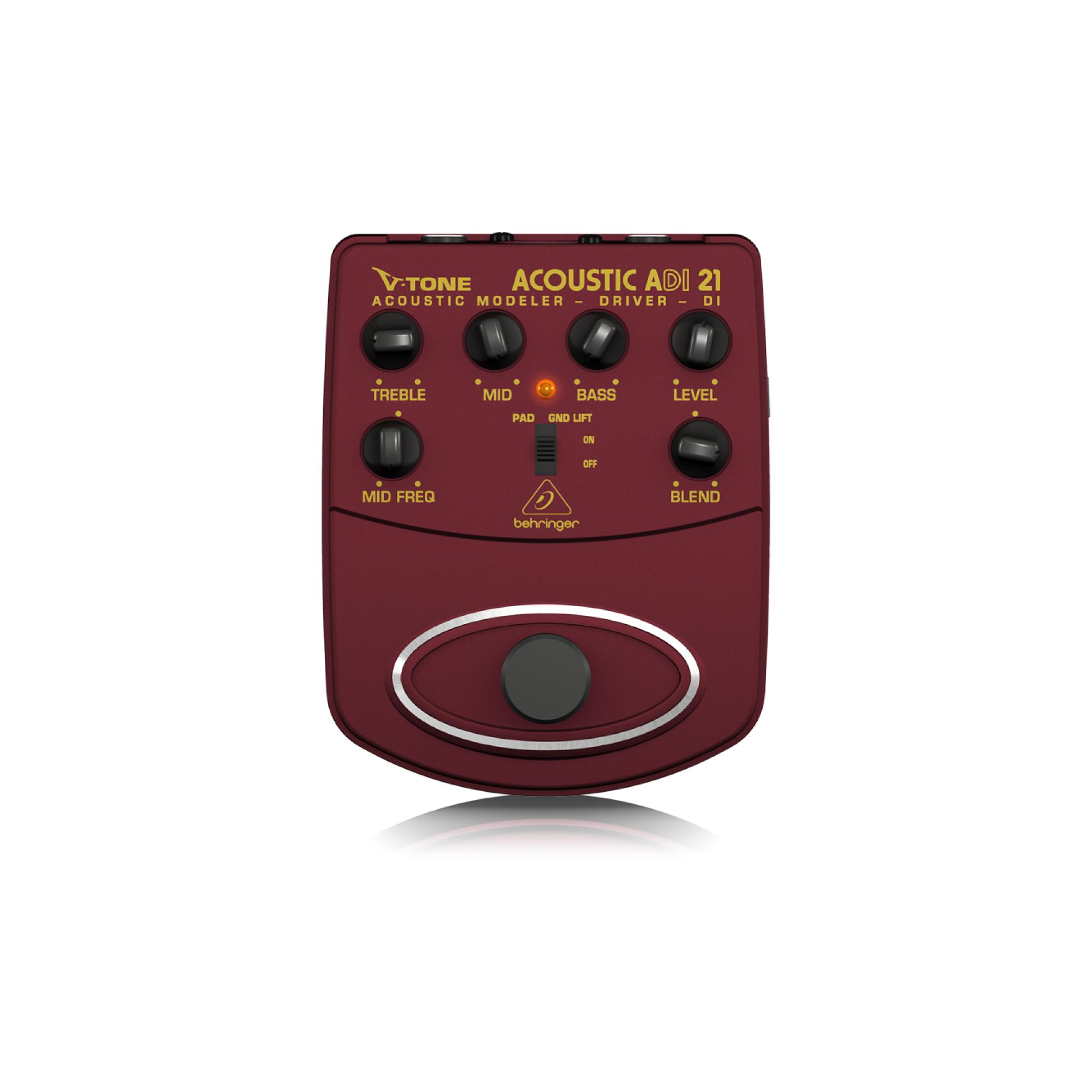 ベリンガー Behringer ADI21 V-TONE ACOUSTIC
