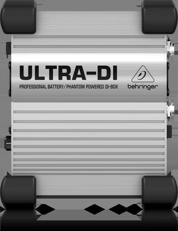 ベリンガー Behringer DI100 ULTRA-DI