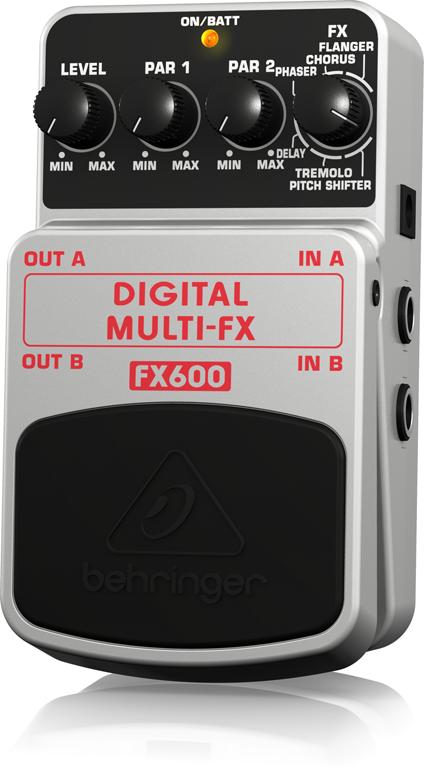 ベリンガー Behringer FX600 DIGITAL MULTI-FX
