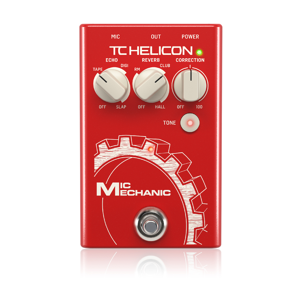 TC Helicon MIC MECHANIC 2