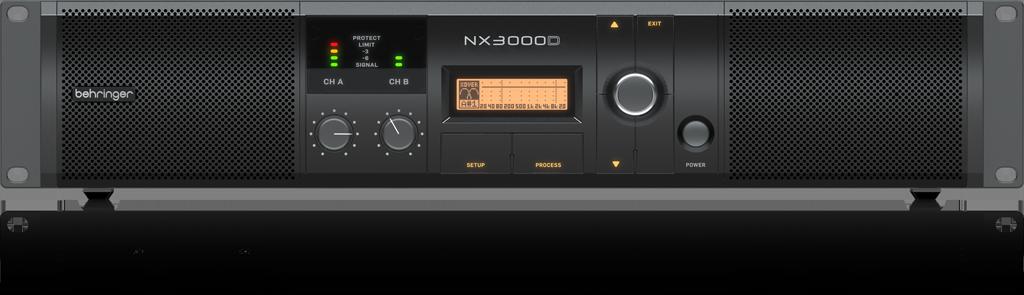ベリンガー Behringer NX3000D