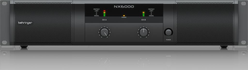 ベリンガー Behringer NX6000