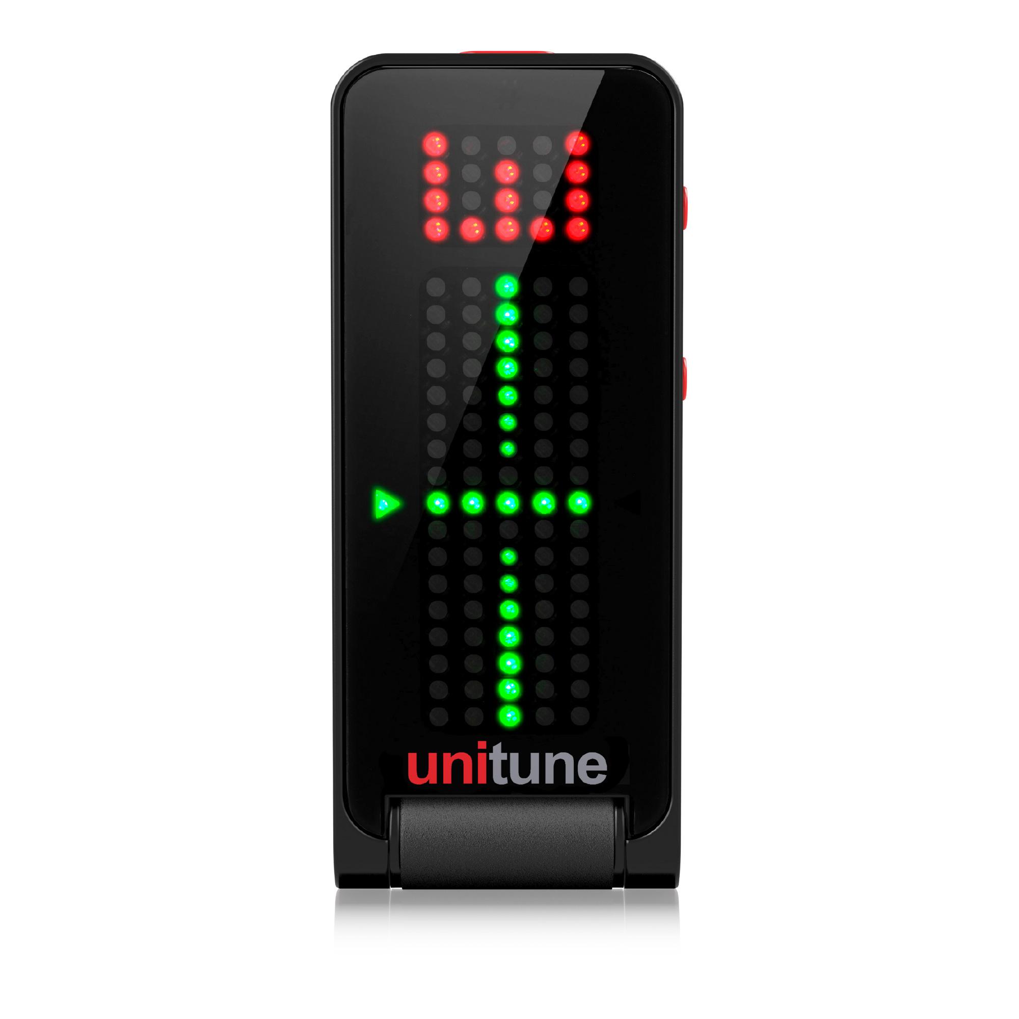 【6月下旬発売】 TC Electronic UNITUNE CLIP NOIR