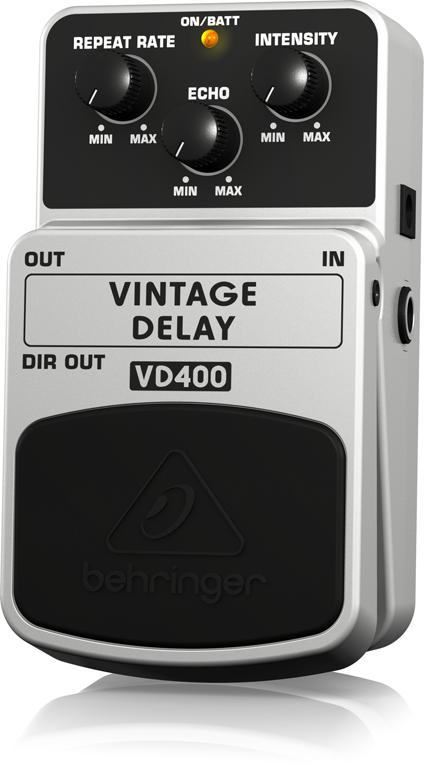 ベリンガー Behringer VD400 VINTAGE DELAY