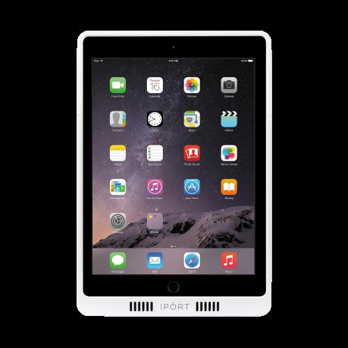 "IPORT 非接触充電プロテクトケース (対応機種:iPad 第7世代10.2""、iPad Air 10.5"") LAUNCH Case 10.2"" / 10.5"" White (製品番号: 70391)"