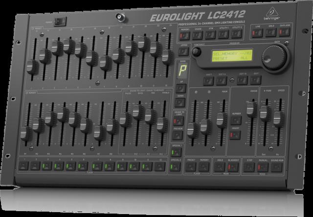ベリンガー Behringer LC2412 V2 EUROLIGHT