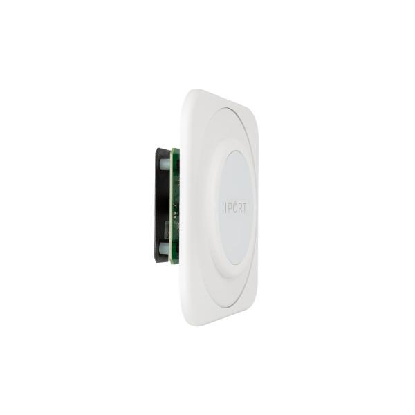 IPORT ウォールマウントタイプ非接触充電台 【対応モデル: LAUNCH Case】 LAUNCH WallStation White 【製品番号: 70142】