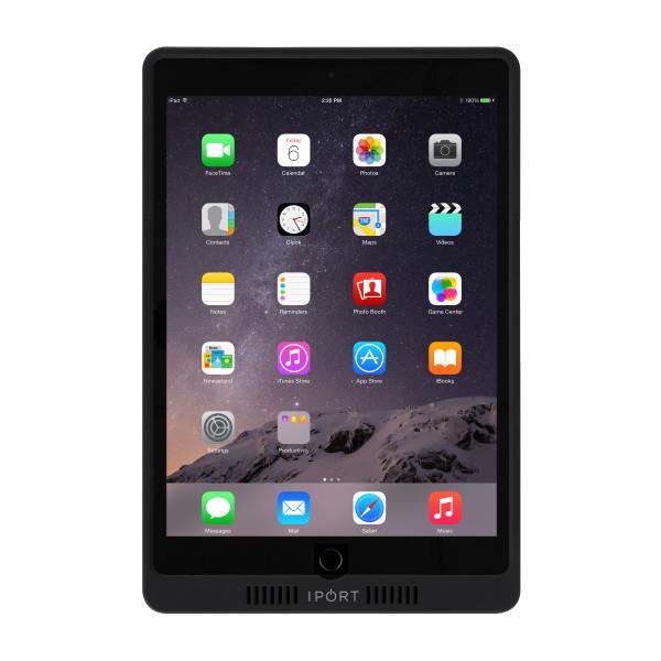 IPORT 非接触充電プロテクトケース 【対応機種: iPad(第7世代)10.2インチ、iPad Air(第3世代)10.5インチ、iPad Pro 10.5インチ】 LAUNCH Case 10.2 | 10.5 Black 【製品番号: 70390】