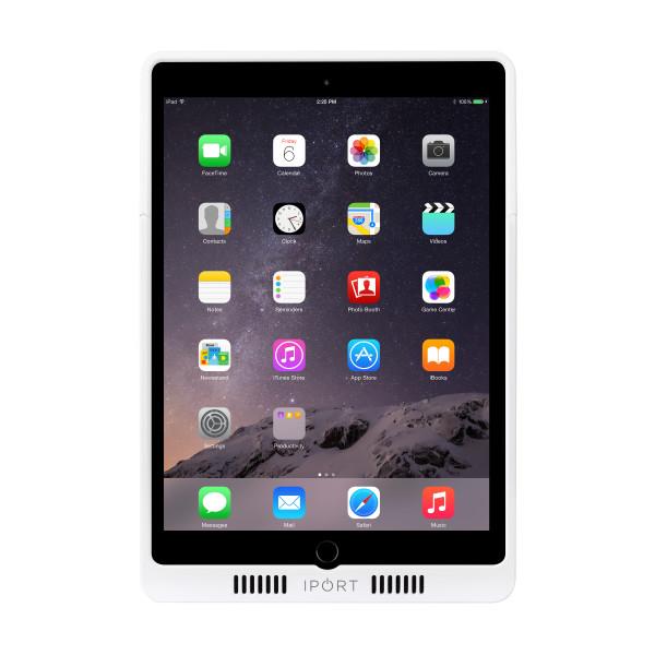 IPORT 非接触充電プロテクトケース 【対応機種: iPad(第7世代)10.2インチ、iPad Air(第3世代)10.5インチ、iPad Pro 10.5インチ】 LAUNCH Case 10.2 | 10.5 White 【製品番号: 70391】