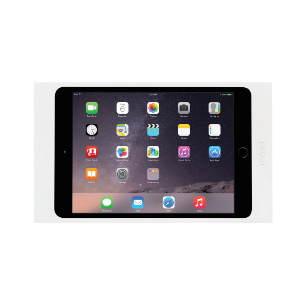 IPORT サーフェースマウントベゼル 【対応機種: iPad mini 4、iPad mini(第5世代)】 Surface Mount mini 4   5 White 【製品番号: 70724】