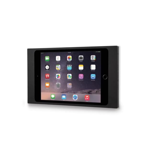 IPORT サーフェースマウントベゼル 【対応機種: iPad(第7世代)10.2インチ、iPad Air(第3世代)10.5インチ、iPad Pro 10.5インチ】 Surface Mount 10.2 | 10.5 Black 【製品番号: 70796】