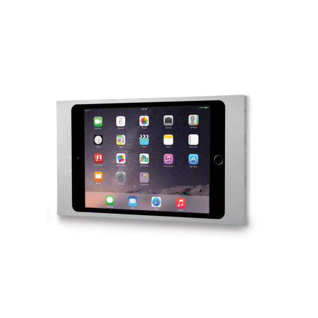 IPORT サーフェースマウントベゼル 【対応機種: iPad(第7世代)10.2インチ、iPad Air(第3世代)10.5インチ、iPad Pro 10.5インチ】 Surface Mount 10.2 | 10.5 Silver 【製品番号: 70797】