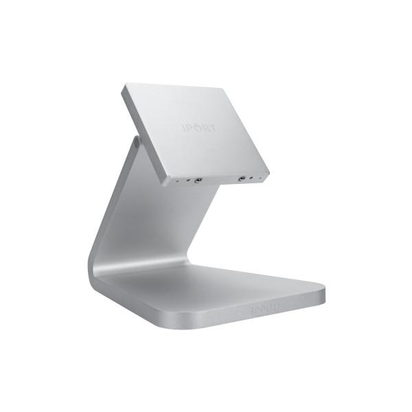 IPORT テーブルトップタイプ充電台 【対応機種: LUXE Case】 LUXE BaseStation Silver 【製品番号: 71001】